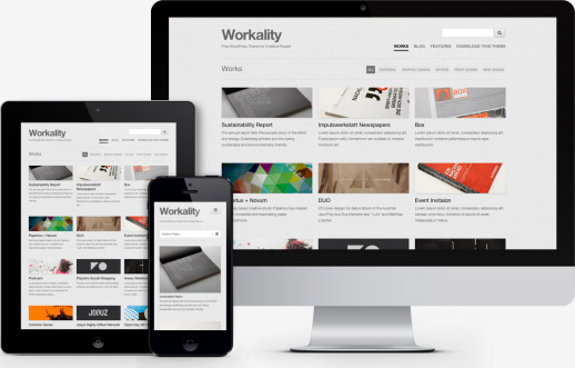 Workality Lite WordPress Theme