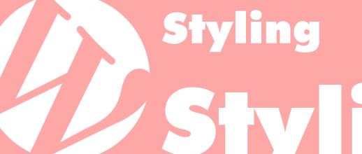 WP-Styling