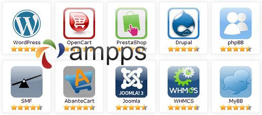 ampps fuer Entwickler