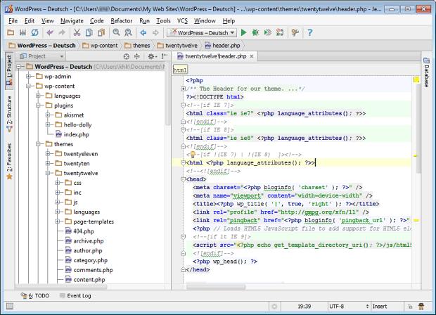 PhpStorm 6 – Eine ideale PHP Entwicklungsumgebung