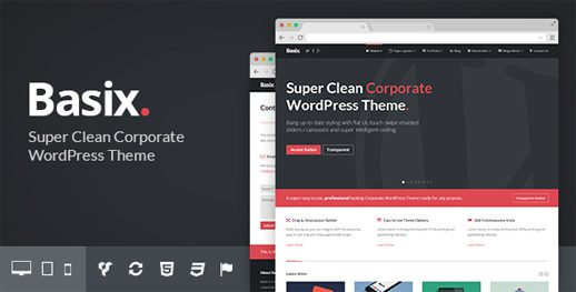 Basix-Corporate-WP-Theme
