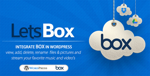 Lets-Box – Ein Box Plugin für WordPress Blogs