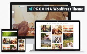 Proxima WordPress Theme