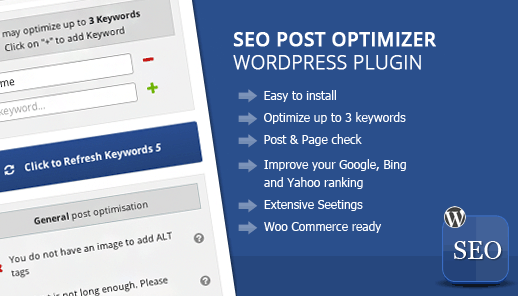 SEO Post Optimizer WordPress Plugin