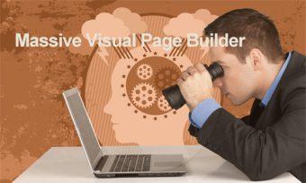 Massive Visual Page Builder