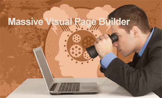 Massive Visual Page Builder