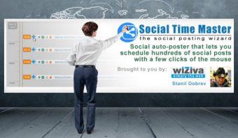 Social Time Master