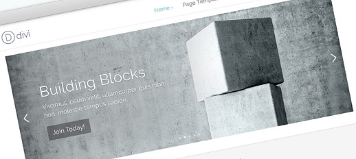 Divi WordPress Theme von Elegant Themes
