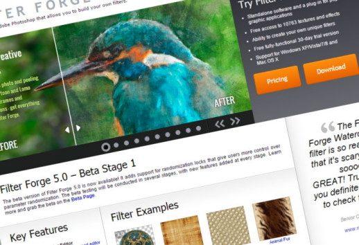 Perfekte Bildoptimierung und Effekte mit Filter Forge