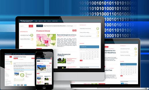 MegaResponsive Pro – Premium Responsive Theme