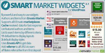 Smart Market Widgets