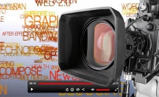 html5 video wordpress