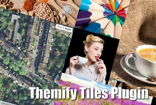 Das Themify Tiles WordPress Plugin