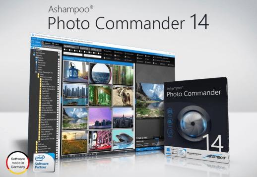 Bildverwaltung und Bearbeitung mit dem Ashampoo® Photo Commander 14