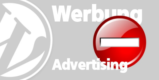 WordPress Plugin NoAdblock Nice Message