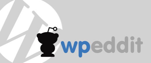 WPeddit: Reddit for WordPress