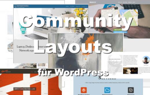 community layouts