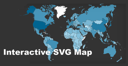 WordPress Plugin: Interactive SVG Map
