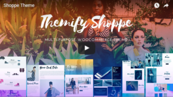 Shoppe: WooCommerce Theme
