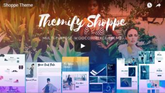 Shoppe: WooCommerce Theme